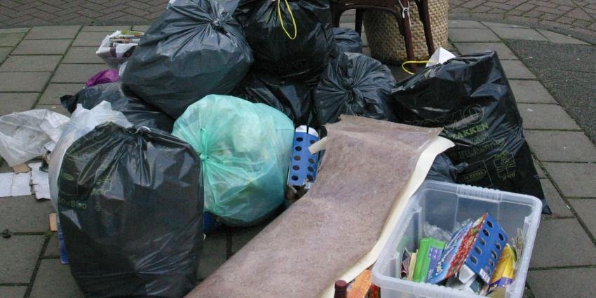 foto van vuilniszal | fbf