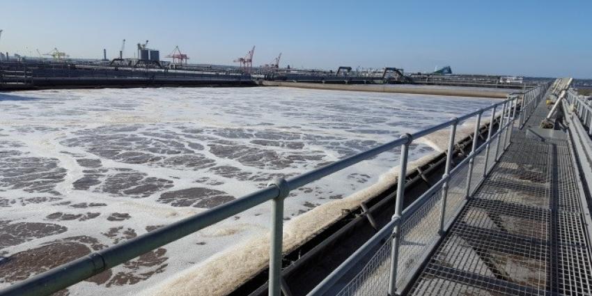 We moeten meer uit ons afvalwater halen'