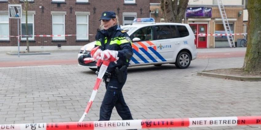 Politie treft vuurwapen aan bij woning Rotterdam