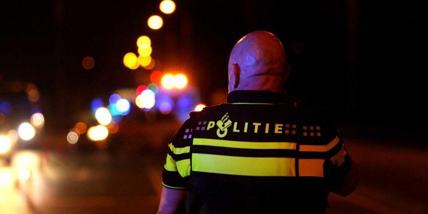 Politie lost waarschuwingsschot bij achtervolging Vaassen