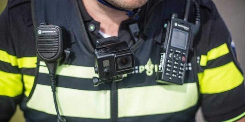 Politie houdt twintig personen aan bij Pegida demonstratie