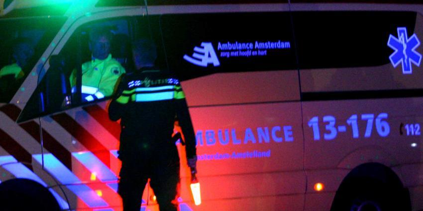 Drie Amsterdamse agenten gewond bij arrestaties