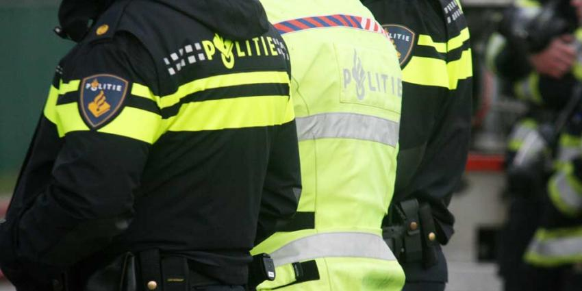 klokkenluiders, politiebureau hoefkade, weg, agenten, politievakbond