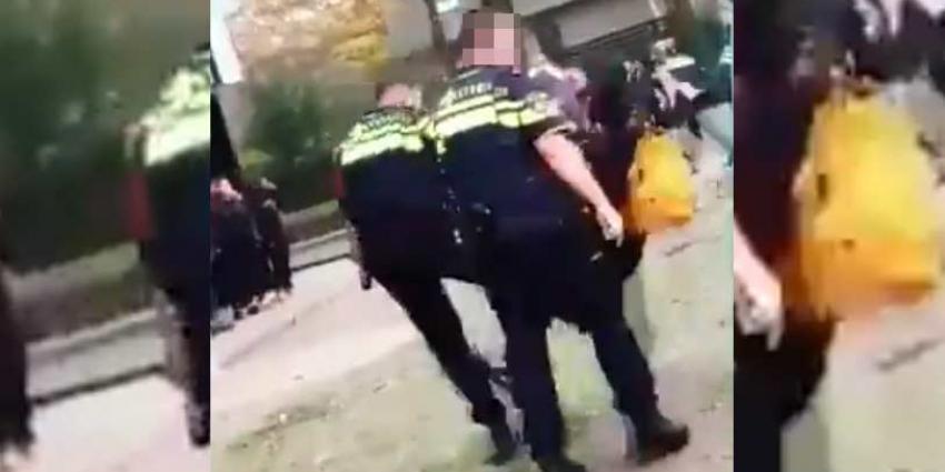 Politie start onderzoek na ruwe aanhouding Tilburgse scholieren
