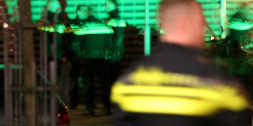 Woning Rotterdam meerdere keren beschoten