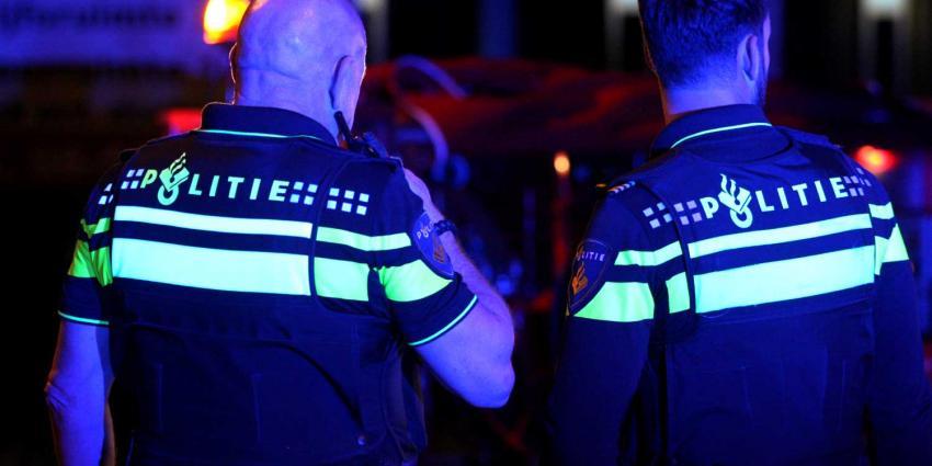 agenten-donker-zwaailicht
