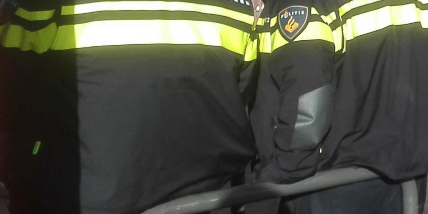 agenten-politie-zon