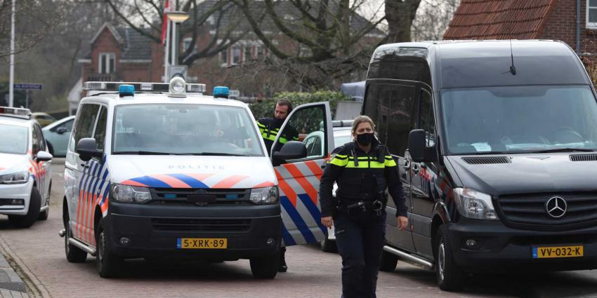 agenten-politiebusje