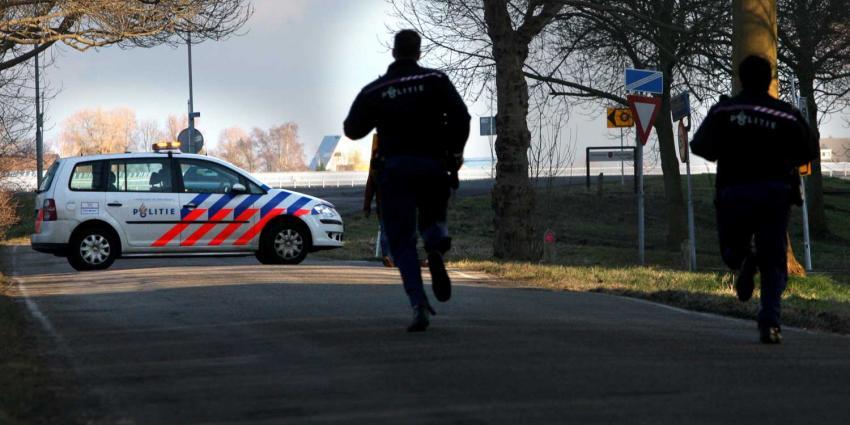 Criminaliteit verder gedaald, reactietijden politie iets verbeterd