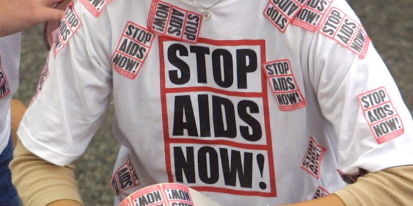 Daling hiv-besmettingen in Nederland zet door