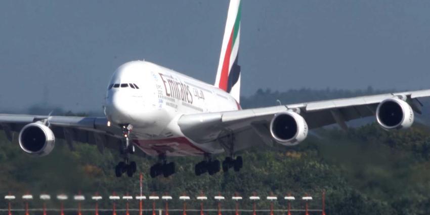 Piloot Airbus A380 levert huzarenstukje tijdens 'horrorlanding' in storm