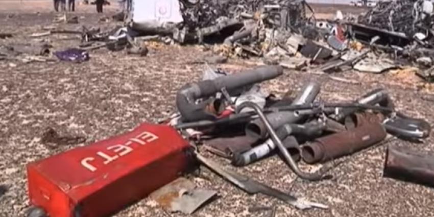 'Vreemde geluiden in cocpit neergestorte Russisch vliegtuig'