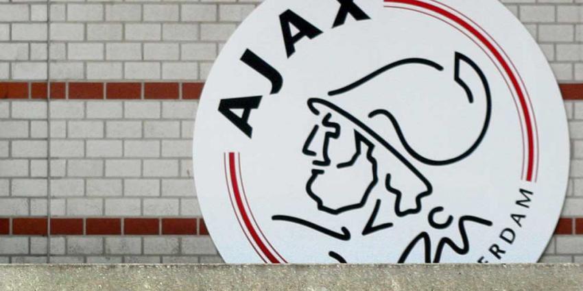 Foto van logo ajax logo