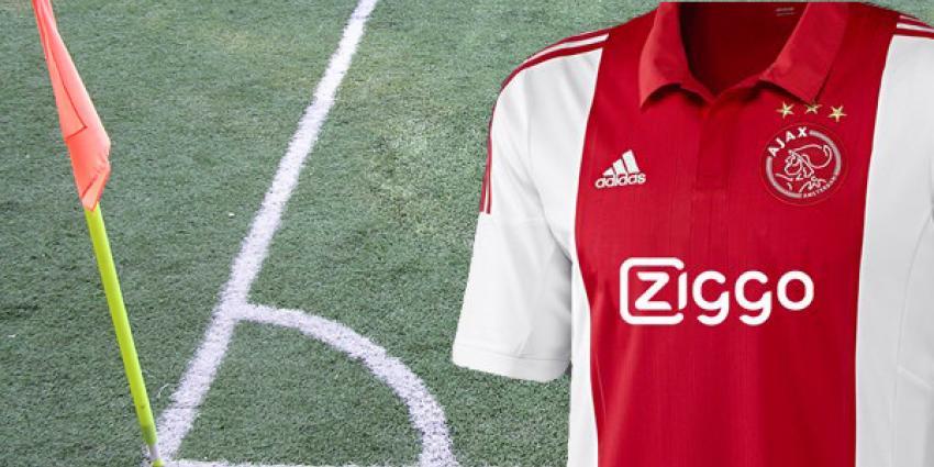 Ziggo nieuwe shirtsponsor Ajax