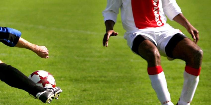 Zo vader zo zoon, briljant doelpunt Kluivert junior