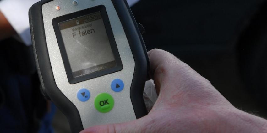 Automobiliste aangehouden voor rijden onder invloed en doorrijden na ongeval