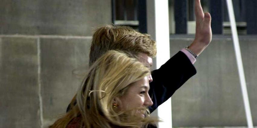 Foto van Willem-Alexander en Maxima | Archief EHF