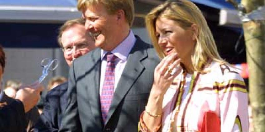Koning Willem-Alexander en koningin Máxima bij Nationale Herdenking vliegramp MH17