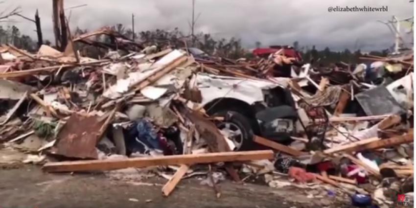 Al zeker 22 doden in VS door tornado's