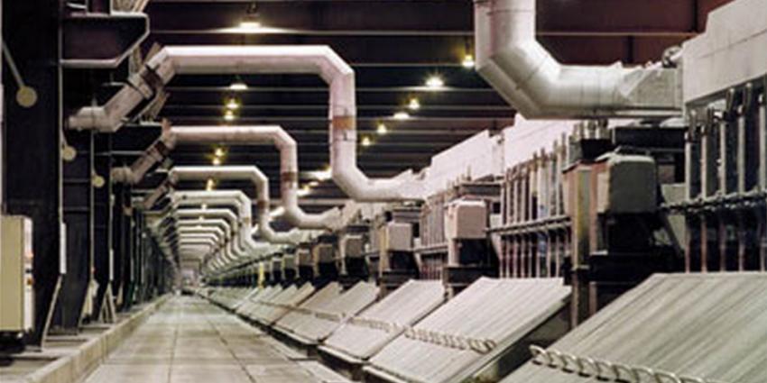 FNV luidt noodklok over arbeidsomstandigheden bij aluminiumbedrijf in Delfzijl