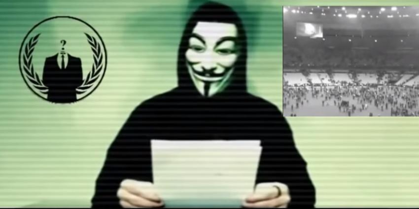 Anonymous verklaart oorlog aan IS