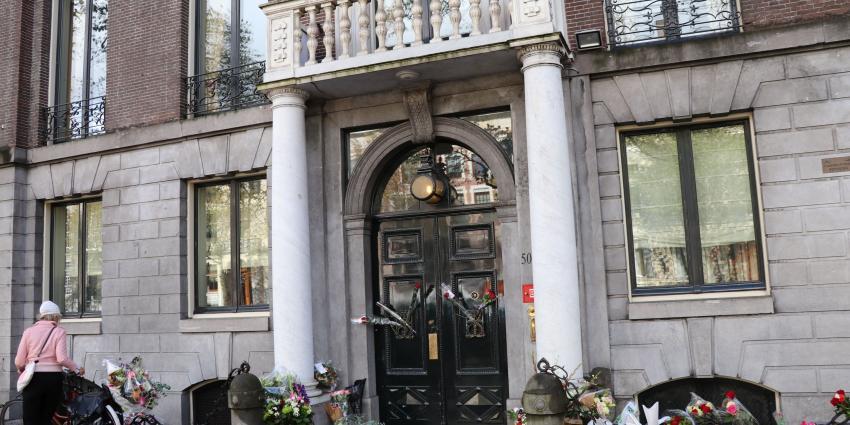 Afscheid nemen burgemeester Van der Laan