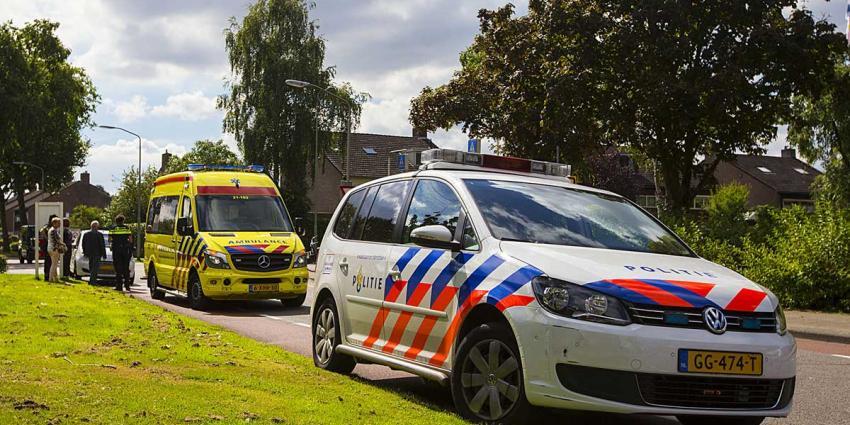 Gewonde bij ongeval op kruispunt in Boxtel