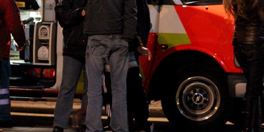 Gewonde na steekpartij Nijmegen, politie houdt verdachte aan