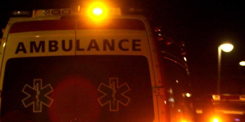 Dode man in auto in drooggevallen sloot aangetroffen