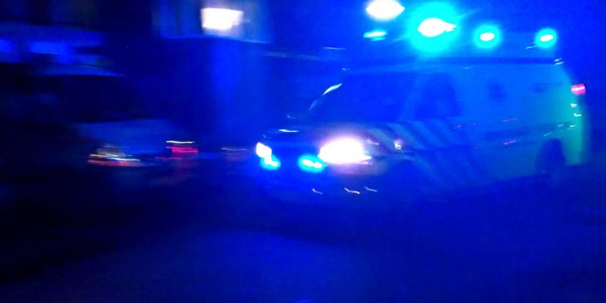 Dode en vier gewonden bij ernstig ongeval A59 Rosmalen