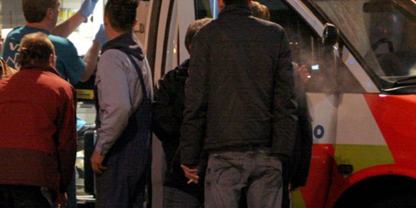 'Ambulancebroeders Amsterdam hebben te hoge werkdruk'