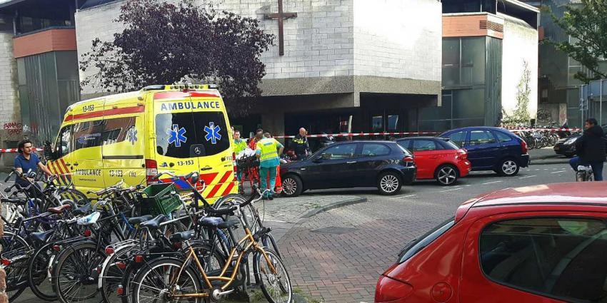 Zwaargewonde door steekpartij in Amsterdamse Pijp