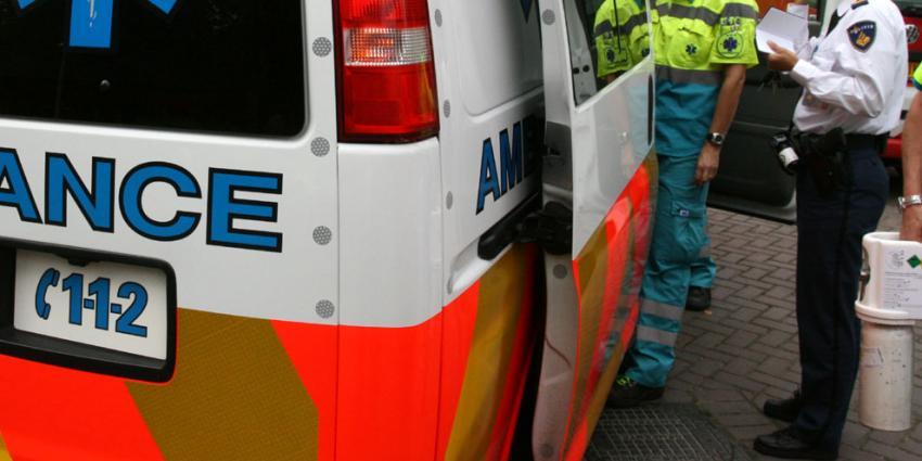 Vrouw (26) overleden na verkeersongeval op A50