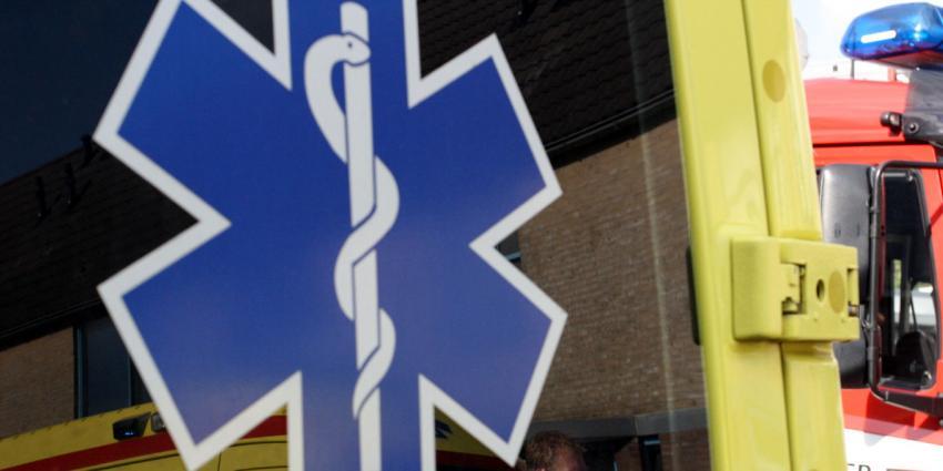 landelijke werkonderbreking ambulancepersoneel