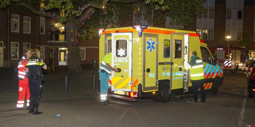 Jongen (14) zwaargewond bij woningbrand Rotterdam