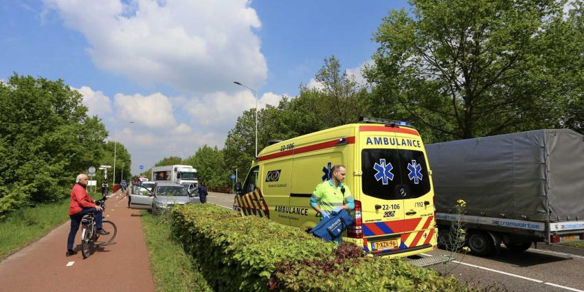 ambulance-aanrijding