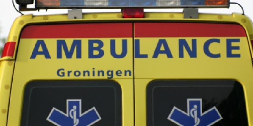 Twee doden in auto te water Ten Post aangetroffen