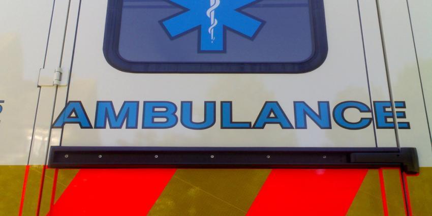 Automobilist (21) in ziekenhuis overleden na ongeval