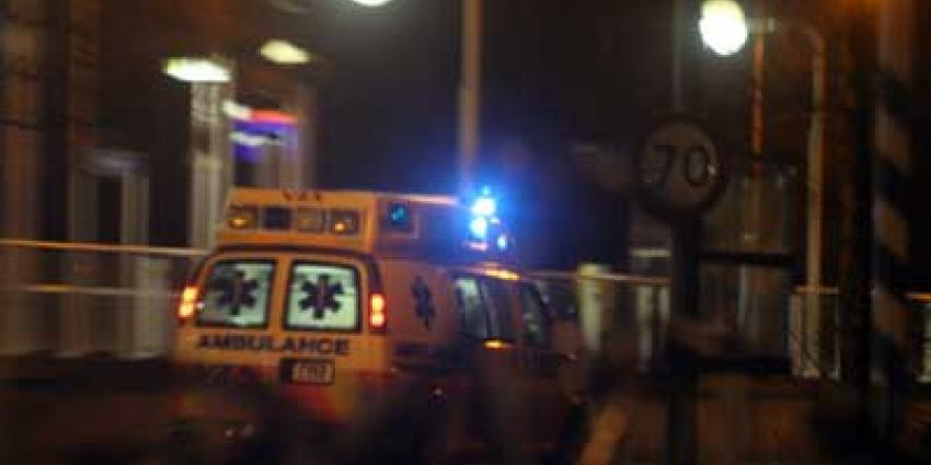 Agente gewond geraakt aan hoofd bij arrestatie
