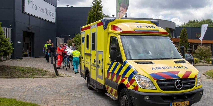 Traumahelikopter ingezet voor medische noodsituatie Schiedam
