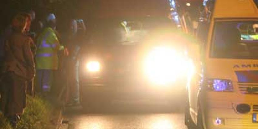 Drie gewonden na verkeersongeval Etten-Leur