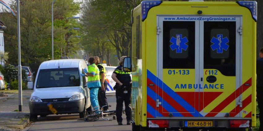 ambulance-fietser