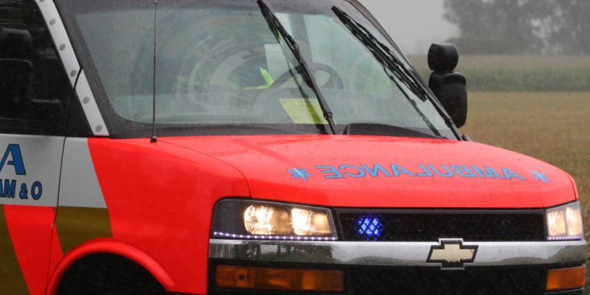 ambulance regen ruitenwisser