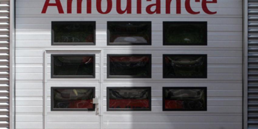 FNV: ambulances na evacuatie VU MC opnieuw in actie