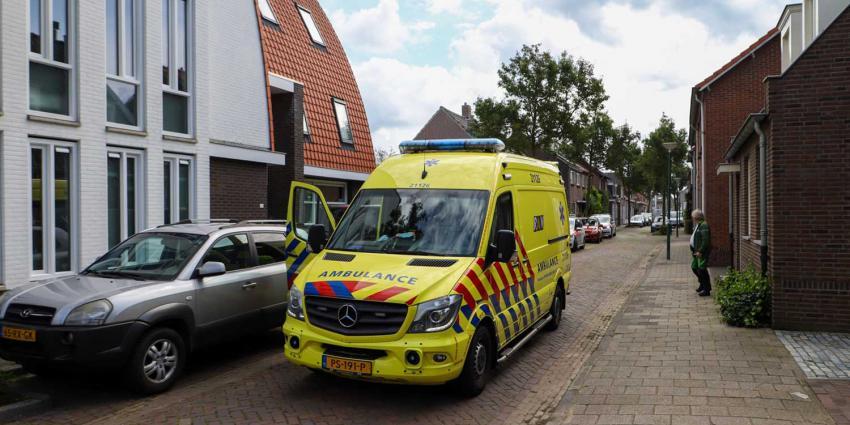ambulance-straat