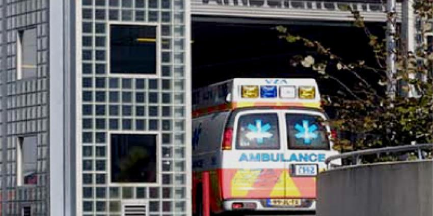 ambulance, ziekenhuis, ongeval