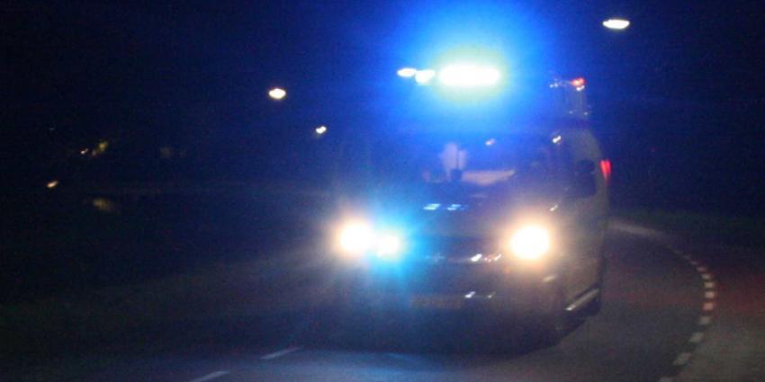 Twee doden bij verkeersongeval op A16