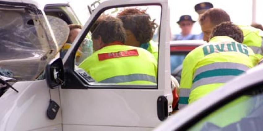 Foto van MMT ongeval auto | Archief EHF