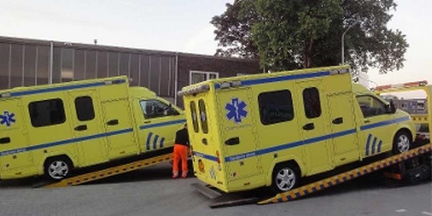 Mannen die drugs smokkelde in Ambulances lang achter de tralies