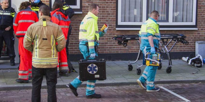 Vrouw (24) in Rotterdamse woning doodgeschoten